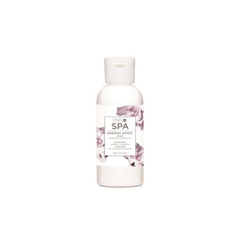 Spa Gardenia Woods Scrub 59 ml : gommage aux notes de jasmin