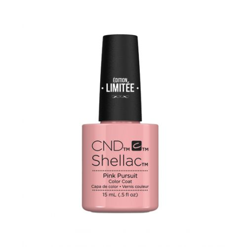 Edition limitée Shellac Pink Pursuit JUMBO 15 ml