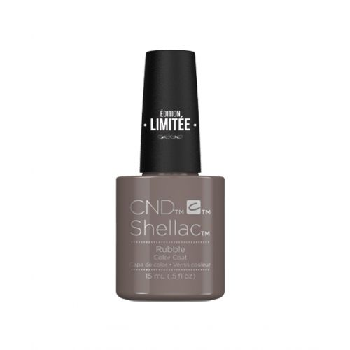 Vernis semi-permanent CND Shellac Jumbo Rubble 15 ml