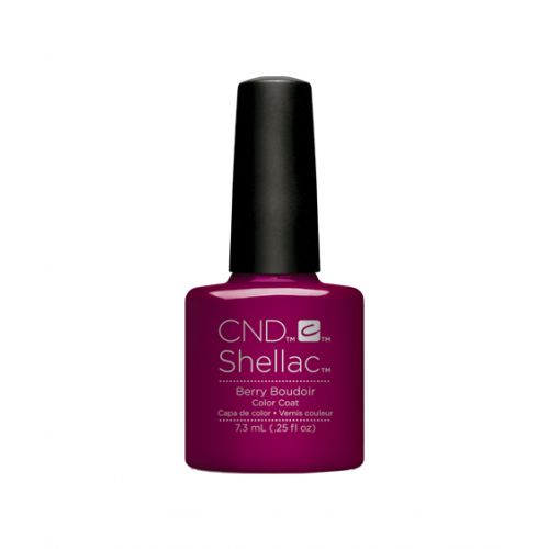 Vernis semi-permanent CND Shellac Berry Boudoir 7.3 ml