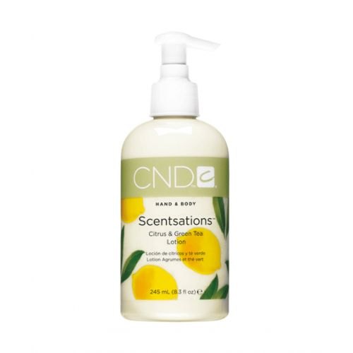 CND Lotion Scentsations Citrus  et  Green Tea 245 ml