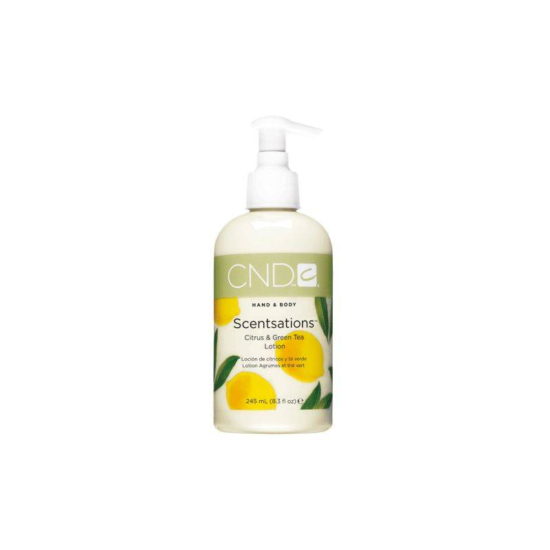 Lotion Scentsations Citrus & Green Tea 245 ml