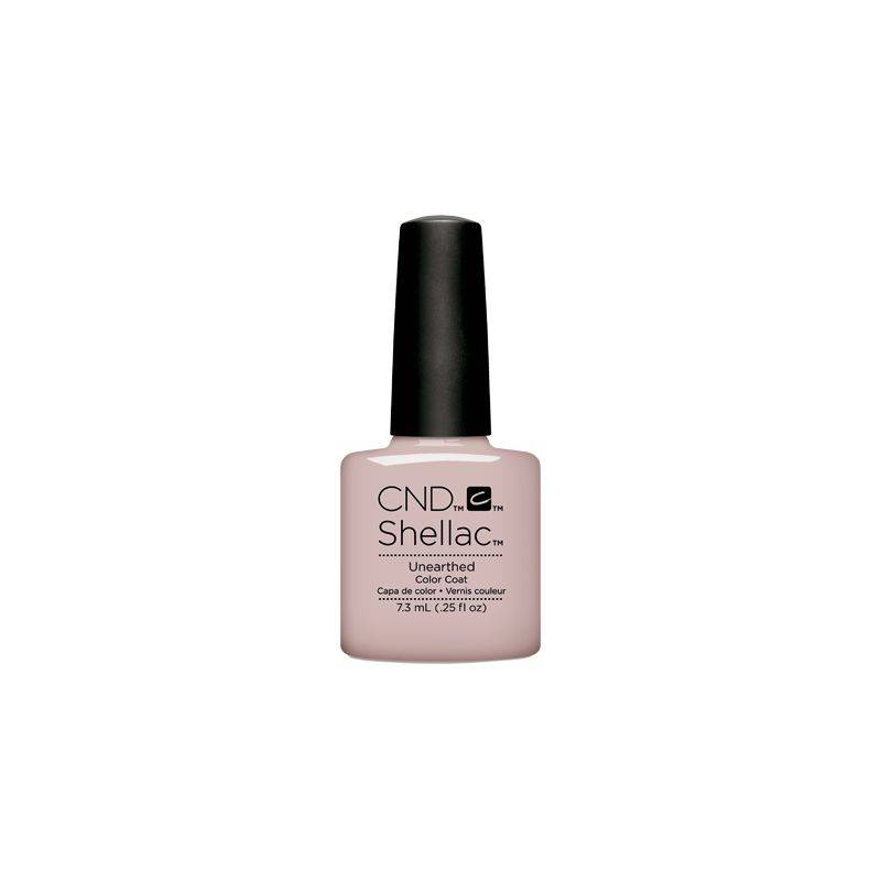Permanent Shellac Cnd Unearthed Semi 3 Ml Vernis 7 lTKc1JF