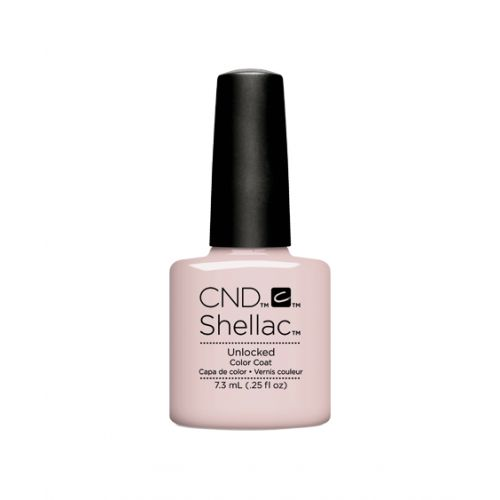 Vernis semi-permanent CND Shellac Unlocked 7.3 ml