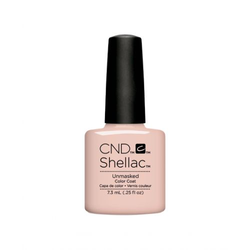Vernis semi-permanent CND Shellac Unmasked 7.3 ml