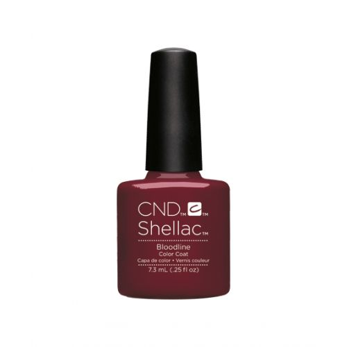 Vernis semi-permanent CND Shellac Bloodline 7.3 ml