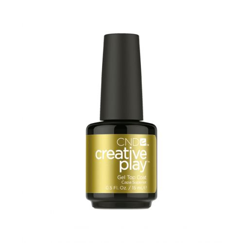 Gel polish CND Creative Play Top Coat 15 ml