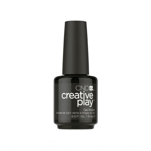 Gel polish CND Creative Play Black Forth 15 ml