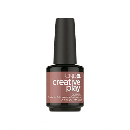 Gel polish CND Creative Play Nuttin To Wear 15 ml