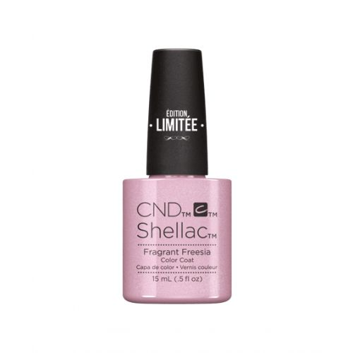 Vernis semi-permanent CND Shellac Jumbo Fragrant Fressia 7.3 ml