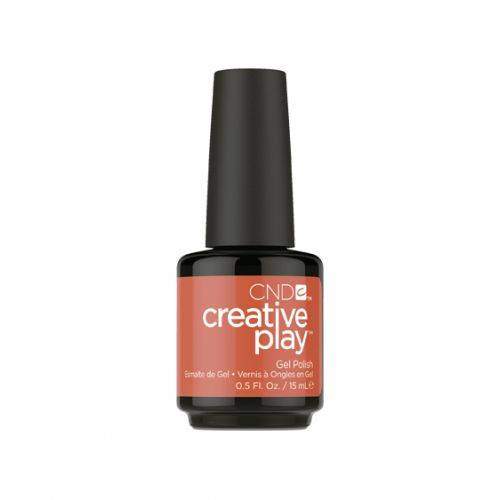 Gel polish CND Creative Play Tangerine Rush 15 ml - Edition Limitée
