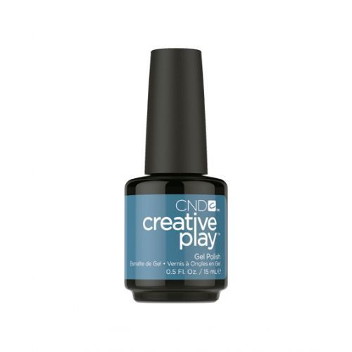 Gel polish CND Creative Play Teel We Hours 15 ml