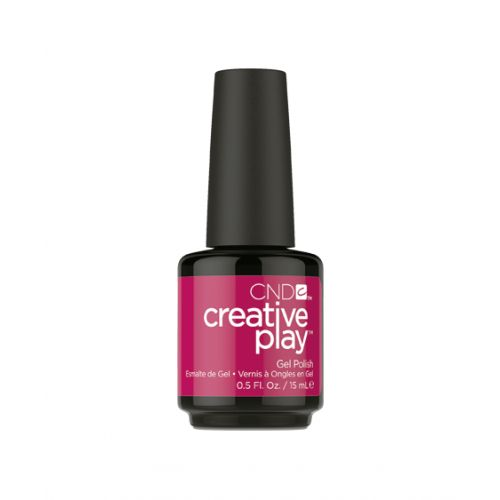 Creative Play Gel 500 Fushia Fling 15 ml