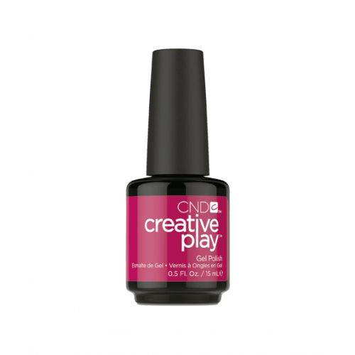 Gel polish CND Creative Play Fuchsia Fling 15 ml