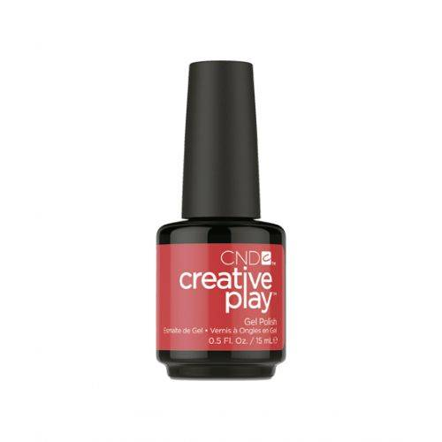 Gel polish CND Creative Play Hottie Tomatie 15 ml
