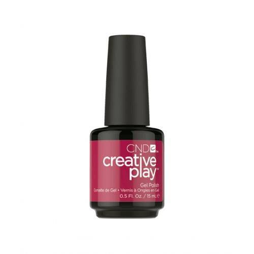Gel polish CND Creative Play Well Red 15 ml