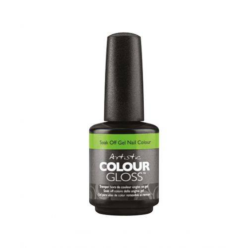 Gel polish Artistic Colour Gloss Let's Get Electric 15 ml