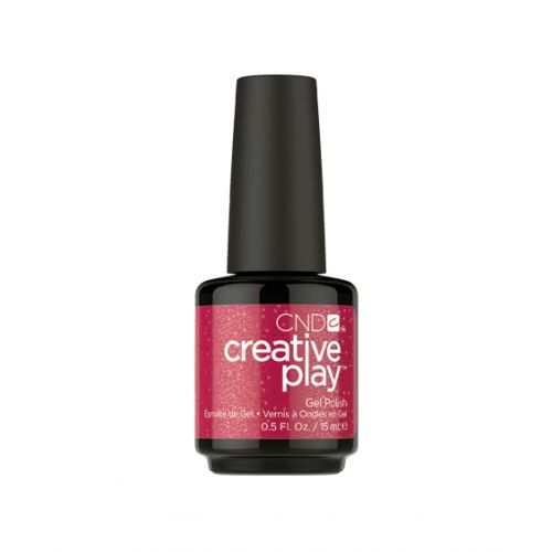 Gel polish CND Creative Play Crimson Like It Hot 15 ml