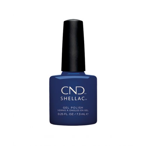 Vernis semi-permanent CND Shellac Blue Moon 7.3 ml