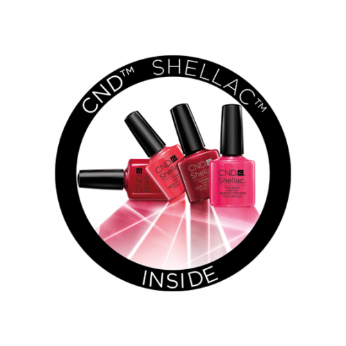 Vitrophanie Shellac Inside