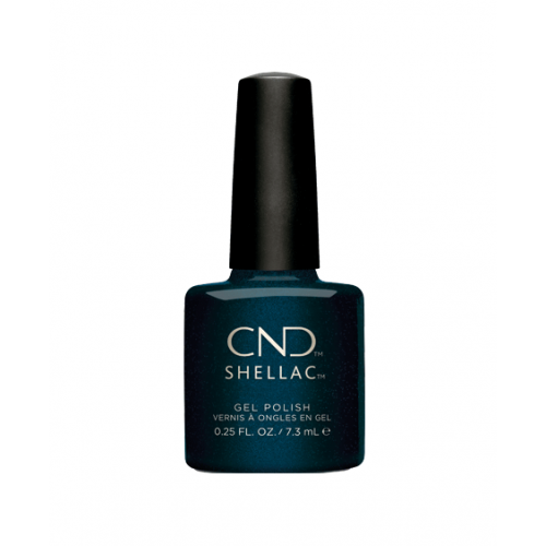 Vernis semi-permanent CND Shellac Midnight Swim 7.3 ml