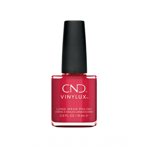 Vernis longue tenue CND Vinylux Kiss Of Fire 15 ml