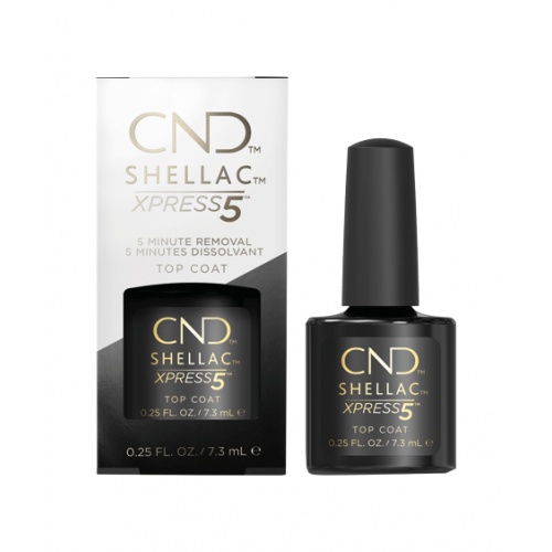 SHELLAC TOP COAT XPRESS5