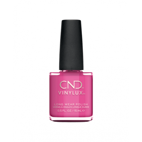 Vernis longue tenue CND Vinylux Hot Pop Pink 15 ml