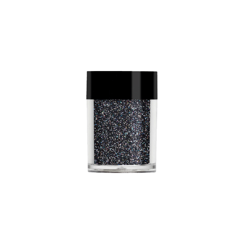 Super Holographic Glitter : Pewter