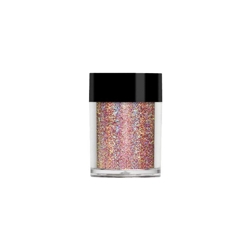Super Holographic Glitter : Rose