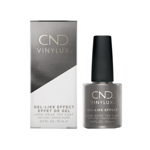 Vinylux Top Coat Effet Gel 15 ml