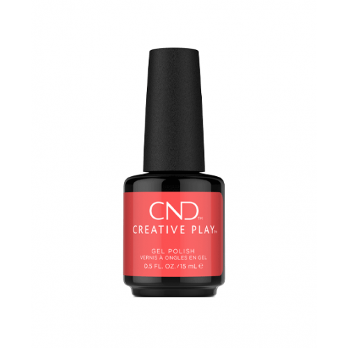 Gel polish CND Creative Play Coral Me Later 15 ml