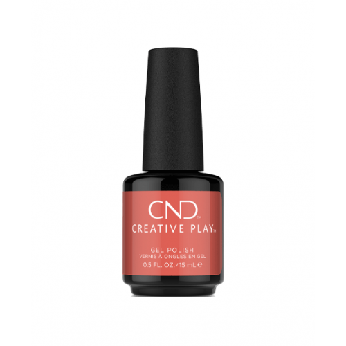 Gel polish CND Creative Play Peach Of Mind 15 ml