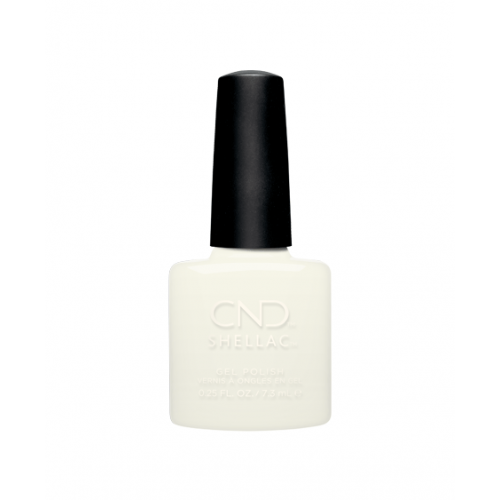 Vernis semi-permanent CND Shellac White Wedding 7.3 ml - Edition Limitée