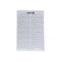 Jacky M Eye Pad Mapping Stickers x140