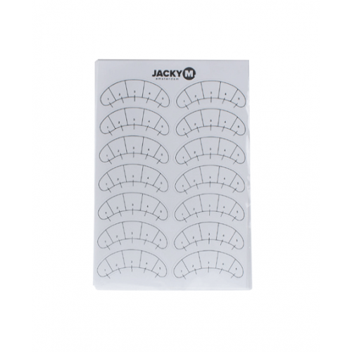 Eye Pad Mapping Stickers x140