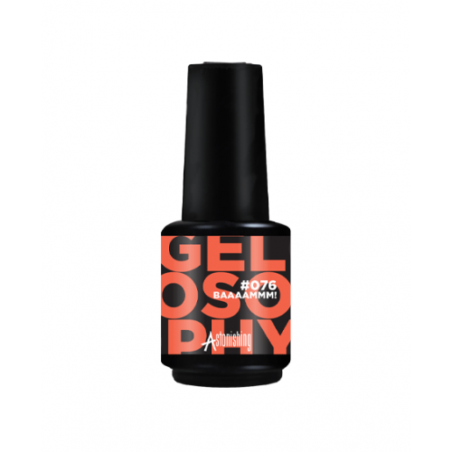 Gel polish Gelosophy Baaaamm 15 ml