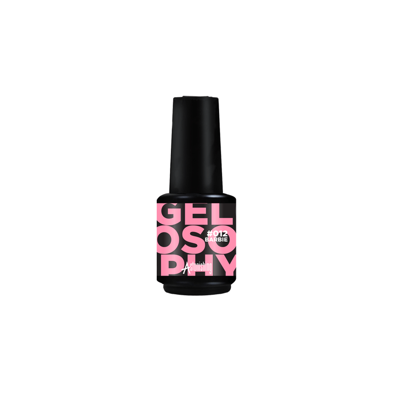 Gelosophy 12 Barbie 15 ml