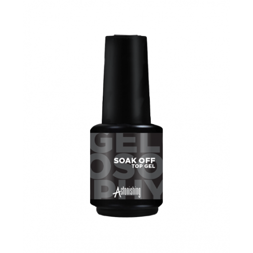 Gel polish Astonishing Gelosophy Top coat 15 ml