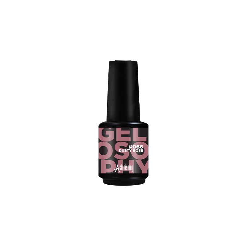 Gelosophy 66 Dusty Rose 15 ml