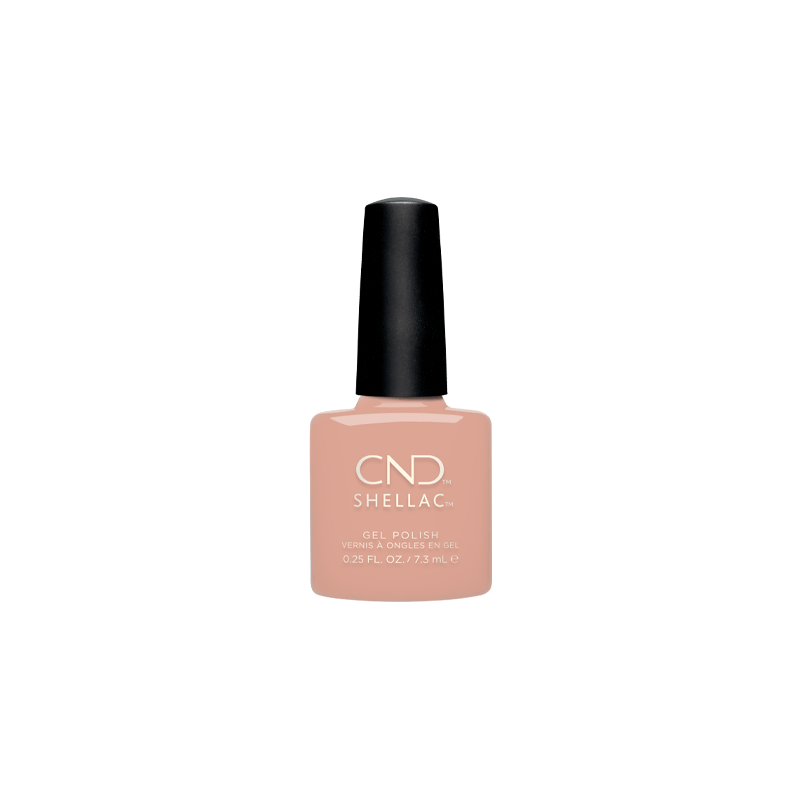 Vernis semi-permanent CND Shellac Baby Smile 7.3 ml