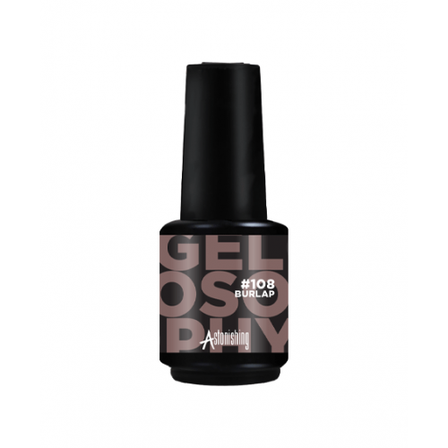 Gel polish Gelosophy Burlap 15 ml