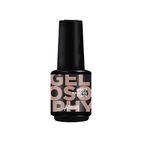 Gel polish Gelosophy Frosted Flake 15 ml