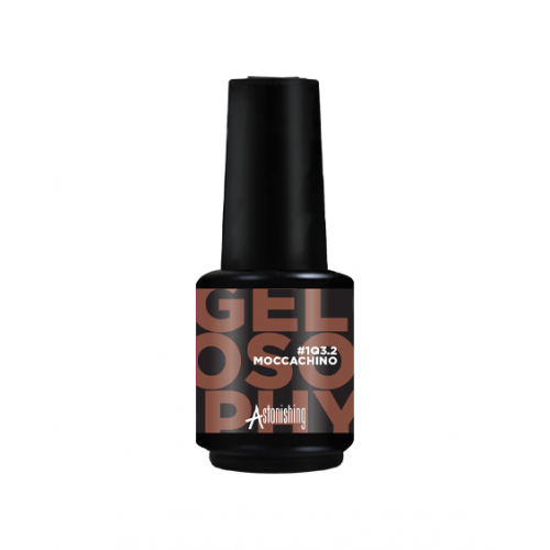 Gel polish Astonishing Gelosophy Moccachino 15 ml