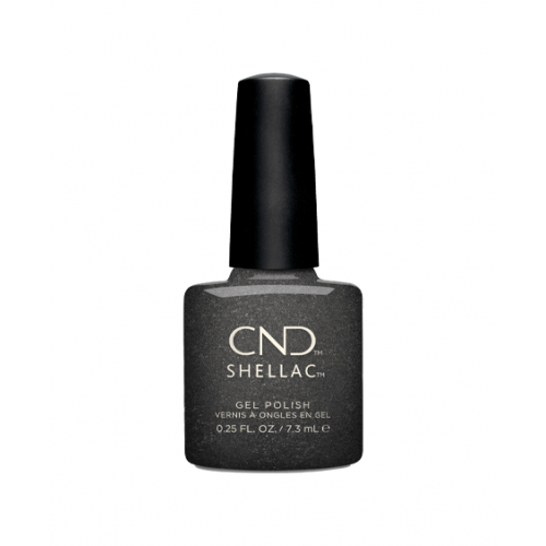 Vernis semi-permanent CND Shellac Powerful Hematite 7.3 ml