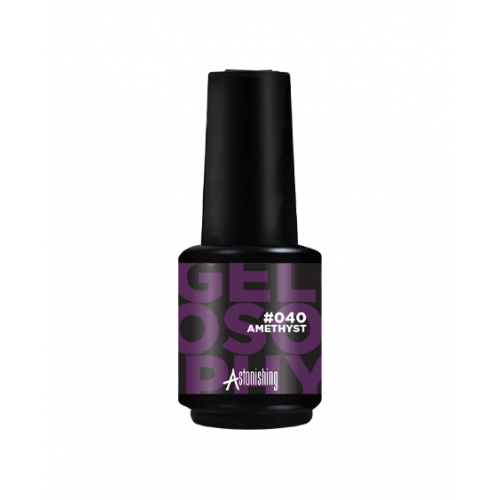 Gel polish Astonishing Gelosophy Amethyst 15 ml