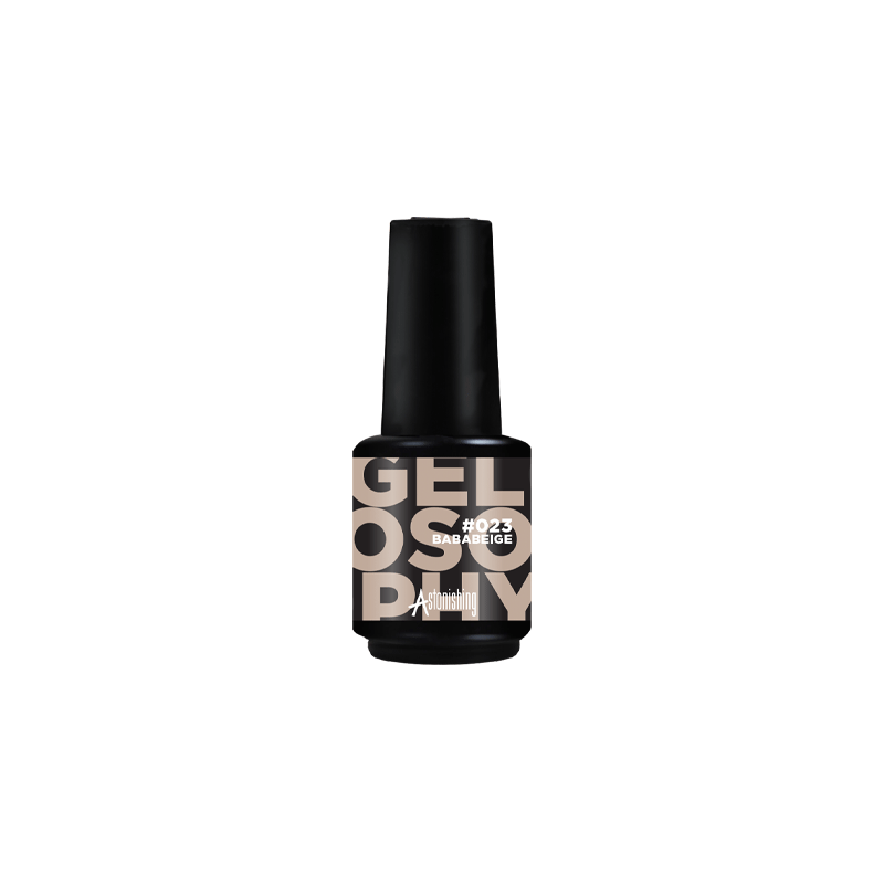 Gel polish Gelosophy Bababeige 15 ml