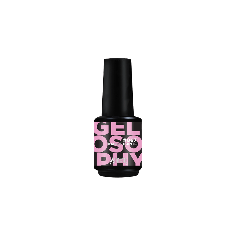 Gel polish Gelosophy Ballet Pointe 15 ml