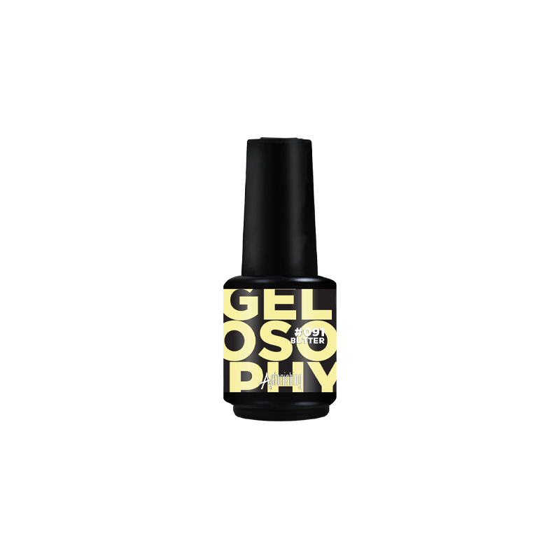 Gel polish Gelosophy Butter 15 ml