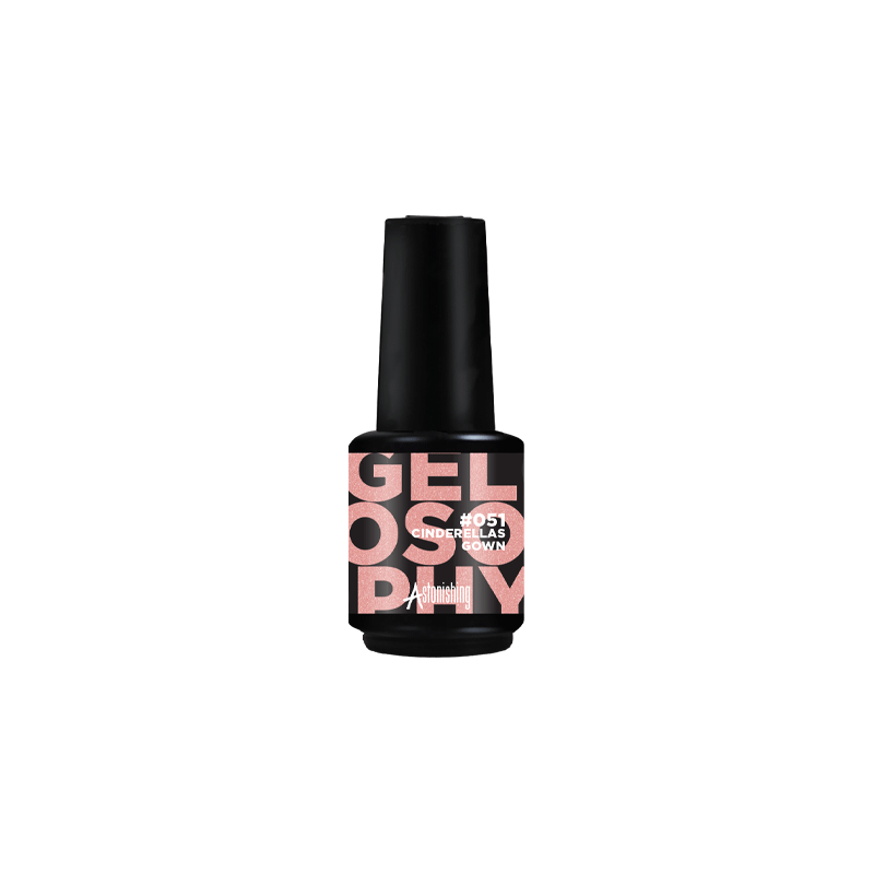 Gel polish Gelosophy Cinderellas Gown 15 ml